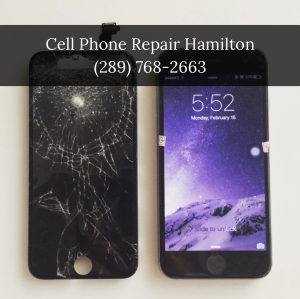 Mobile phone repair service in Hamilton Ontario