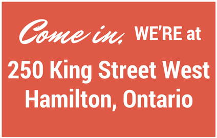 250 king street west sign
